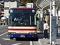 Fukushima Kotsu 1472 at Nihonmatsu Station.jpg