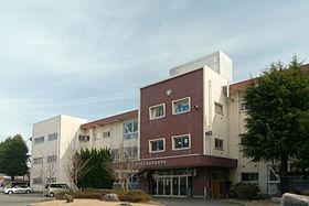 福島県立福島西高等学校 (2012年4月)