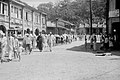 Funeral procession at downtown Beipu 1935.jpg