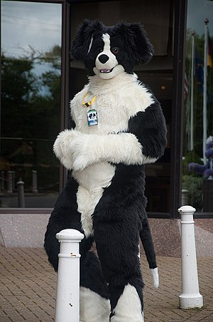 Fursuit - Fursuit example