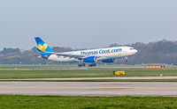 G-CHTZ - A332 - Thomas Cook Airlines