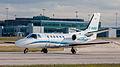 G-OMRH Cessna Citation (9558389722).jpg