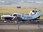 G-OPET Piper Cherokee 28 (32306479722).jpg