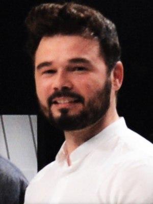 Gabriel Rufián - Gabriel Rufián in 2015