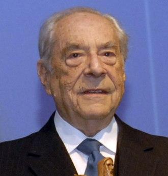 Gabriel Valdés - Gabriel Valdés Subercaseaux in 2009