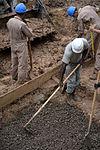 Gabriela Mistral Construction Site Update - June 8, 2015 150608-F-LP903-146.jpg