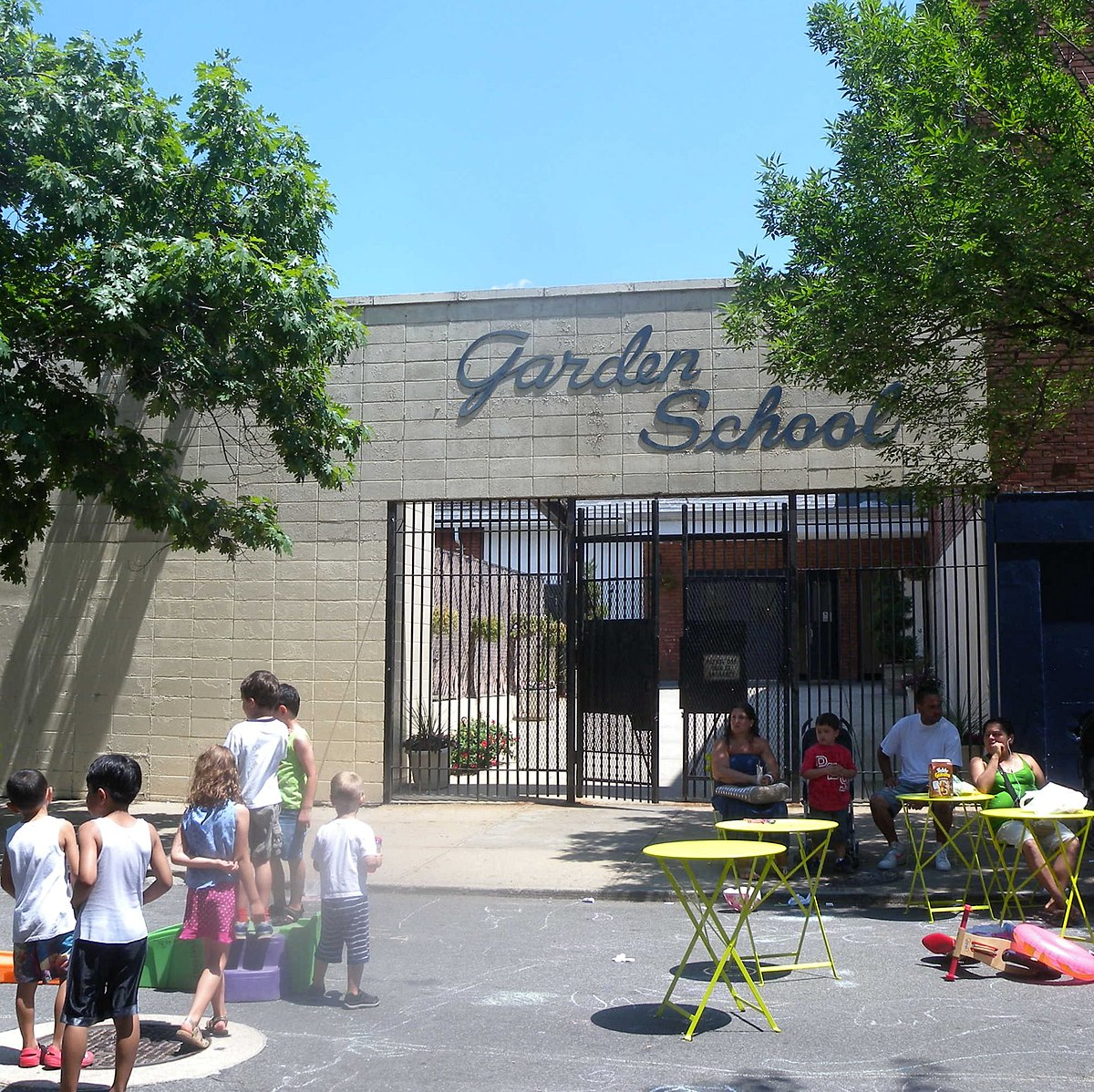Garden school wikipedia - Santiago high school garden grove ca ...
