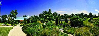 Garfield Park (Chicago) - Gardens