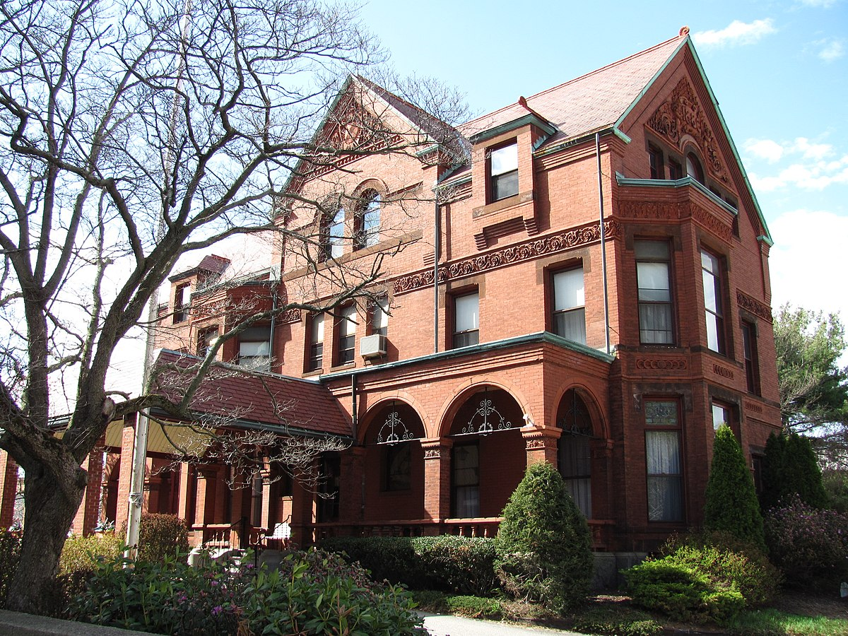gardner j kingman house wikipedia