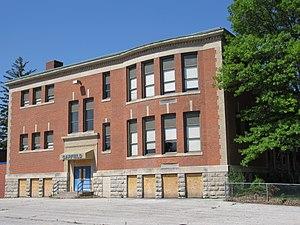 Garfield Elementary School (Moline, Illinois) - Image: Garfield Elementary School Moline, Illinois