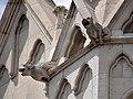 Gargouilles, Matthias church Budapest - panoramio.jpg