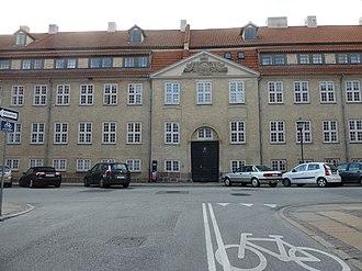 Garrison Hospital, Copenhagen - Image: Garnisons Sygehus