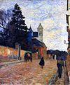 Gauguin 1884 La Rue du Nord à Rouen.jpg
