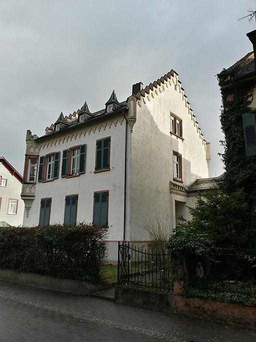 Geisenheim Winkeler Straße 73 Hofreite Wohnhaus 002