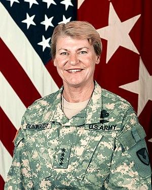 Ann E. Dunwoody - Image: Gen Dunwoody 2008