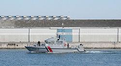 Gendarmerie maritime la Rochelle