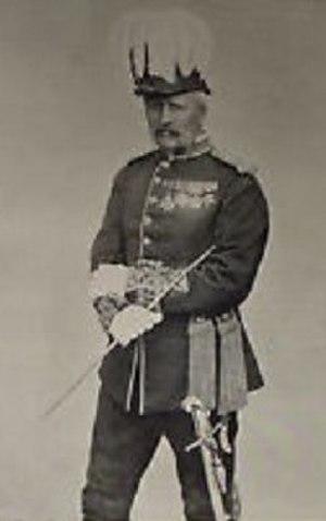 John Davis (British Army officer) - General Sir John Davis