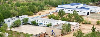 Dombarovsky Air Base - Image: General View snyi