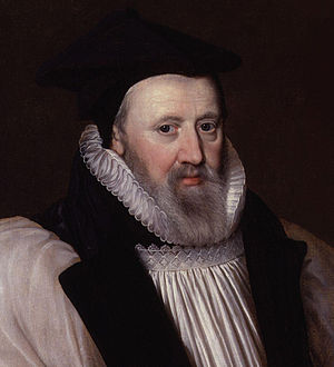 Bishop of Lichfield - Image: George Abbot from NPG cropped