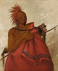Tcha-tó-ga, Mad Buffalo, Murderer of Two White Men