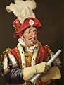 George Frederick Cooke as Gloucester in 'Richard III' by William Shakespeare unknown artist Theatre Royal, Bath.jpg