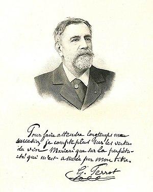Georges Perrot - Georges Perrot