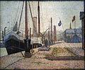 Georges Seurat - La Maria, Honfleur.jpg