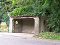 Georgia-Pacific Paper Mill Bus Stop - 3 (Short Back And Sides) - geograph.org.uk - 974474.jpg
