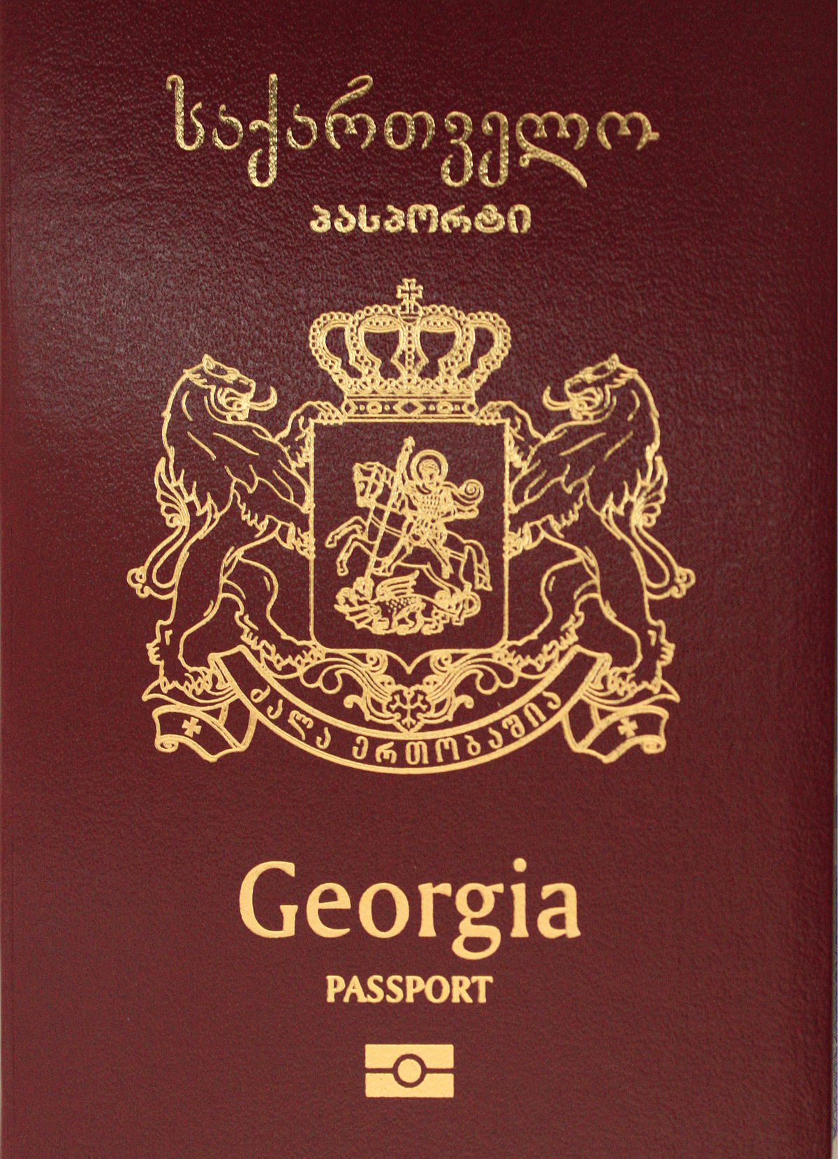 visa requirements for georgian citizens - wikipedia