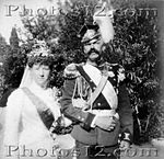 Georgiy Mikhailovich and Maria of Greece's wedding (1900).jpg