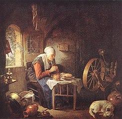 The Prayer of the Spinner