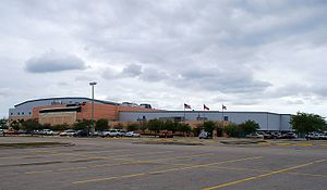 Germain Arena - Image: Germain Arena, 3 18 09