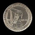 German or Austrian 16th Century, Maria of Burgundy, 1547-1482, First Wife of Maximilian I 1477 (reverse), 1500 or after, NGA 45405.jpg