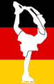 Germany figure skater pictogram.png