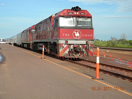 The Ghan - Wikiwand