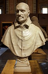 Bust of Cardinal Alessandro Peretti