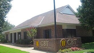 Gibsland, Louisiana - Image: Gibsland Bank and Trust Co. MVI 2658