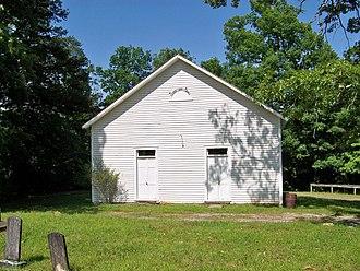 Gilboa Methodist Church - Image: Gilboa Methodist Church