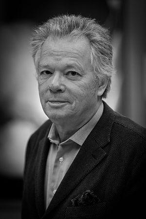 Gilles Pudlowski - Gilles Pudlowski in April  2016.