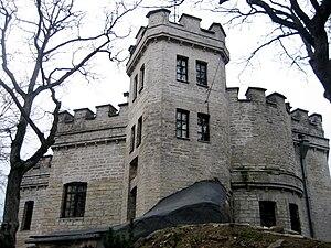 Glehn Castle - Image: Glehni loss