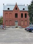 Gliwice, Budynek Zakładów Chemicznych Rütgersa, widok od wsch..JPG