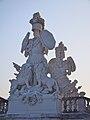 Gloriette Schönbrunn - statue.jpg