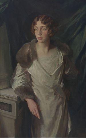 Mary Borden - Mary Borden by Glyn Philpot