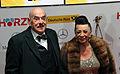Goldene Kamera 2012 - Artur Brauner - Maria Brauner.JPG