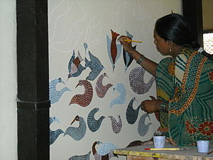 Gond Painting of MP1.JPG