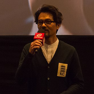 Gordon Lam - Lam at the 2017 Cine Fan Summer International Film Festival on 15 August 2017.