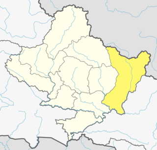Gorkha District District in Gandaki Pradesh, Nepal