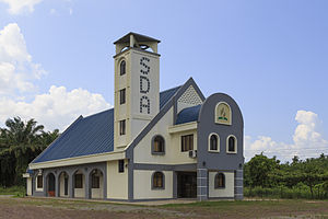 Kota Marudu District - Image: Goshen Kota Marudu Sabah Seventh Day Adventist Church Goshen 01