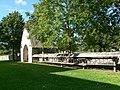 Gotland-Bunge kyrka Friedhofsmauer.jpg