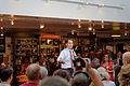 Governor of Wisconsin Scott Walker (and Scott Brown) at Seacoast Harley Davidson in North Hampton NH on July 16th 2015 by Michael Vadon 02.jpg